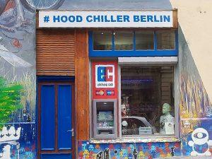 Hood Chiller Berlin Store laden Gescäft - Waldemarstr. 41 - 10999 Berlin