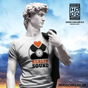 Sound Schallplatte Hood Chiller Berlin