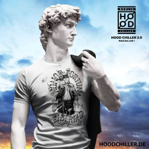 Honor Fortuna Libertad Hood Chiller Berlin