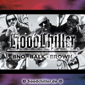 """Der Tattoo Convention Berlin Song... Hood Chiller Berlin Streatwear macht jetzt auch die Musikszene unsicher. Sie nennen sich, wie soll es auch anders sein """"HOODCHILLER"""". Vertreten durch BNO, BALK & BOSSBROWN werden sie dieses Jahr erstmals die Bühne auf der Tattoo Convention Rocken und haben unter anderen auch den Offiziellen Song für die Tattoo Convention 2019 mit am Start. Also was da los ? kommt vorbei feiert mit uns und bringt gute Laune mit."""