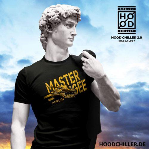 Master Gee Panzer Hood Chiller Berlin
