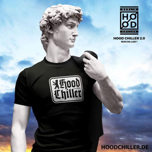 Plakette Hood Chiller Berlin